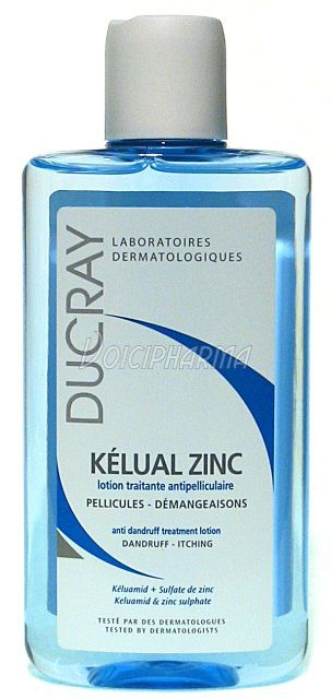 pellicules et d mangeaisons ducray kelual zinc lotion antipelliculaire 200ml. Black Bedroom Furniture Sets. Home Design Ideas