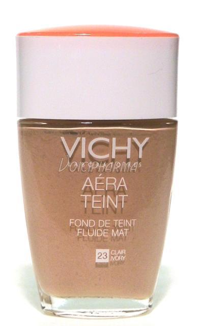 maquillage vichy aera teint fond de teint fluide mat 23 30ml. Black Bedroom Furniture Sets. Home Design Ideas
