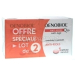 Oenobiol Anti-Rides Q10 Lot de 2
