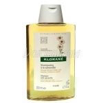 Klorane Shampoing Cheveux Blonds à la Camomille 200ml