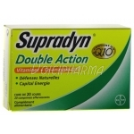 Supradyn Double Action Bte de 20
