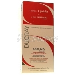 Ducray Anacaps Lot de 3