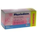 Physiodose Sérum Physiologique 45 unidoses