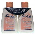 Lactacyd Femina Emulsion Douce 200ml Lot de 2