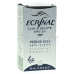 Ecrinal Ongle Vernis Base Lissant Anti Stries