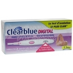 Clearblue Test d'Ovulation