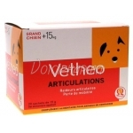 Vétheo Articulations Grand Chien 20 Sachets