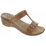 Scholl Chaussures Mules Dorchester Camel