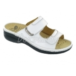 Scholl Chaussures Mules Iadi Blanc